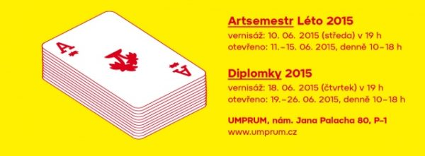 Artsemestr (Letní semestr 2014/15)
