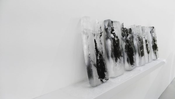 Stanislav Libenský Award 2016 exhibition ( DOX, Praha)