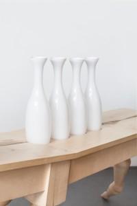 Lokomoce - kudlanka (detail váz)